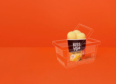 KISSYO Bio-Joghurteis