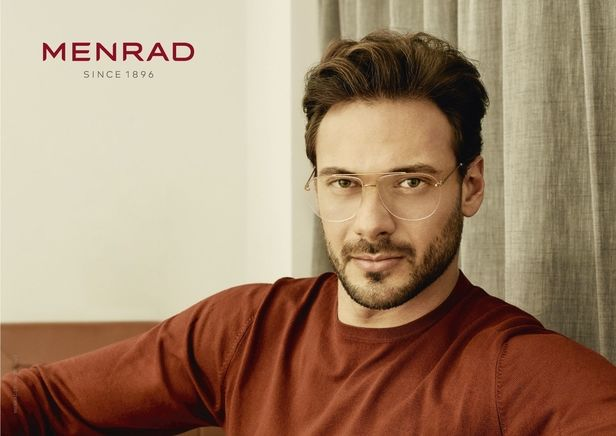 HILLE PHOTOGRAPHERS: Johannes Graf for MENRAD Eyewear - Campaign Fall/Winter 2020