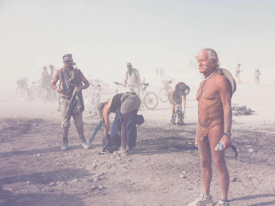 Burning Man - Belive