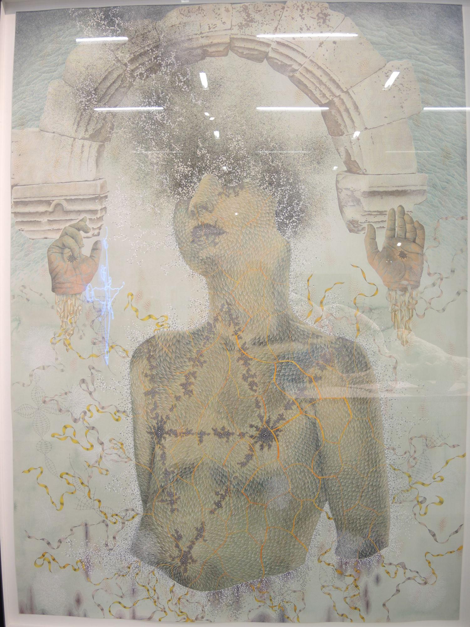ART COLOGNE 2014 : Galerie Michael Haas
