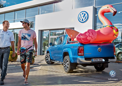 CEM GUENES c/o TOBIAS BOSCH FOTOMANAGEMENT FOTOGRAFIERT VW AFTER SALES