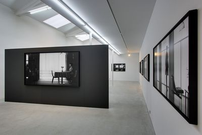 Erwin Olaf presents 'Waiting' at the Galerie Rabouan Moussion
