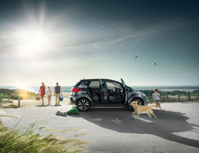 MARCUS PHILIPP SAUER for KIA Venga & INNOCEAN Worldwide