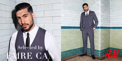 SELECTED BY EMRE CAN - DONALD SCHNEIDER STUDIO for H&M