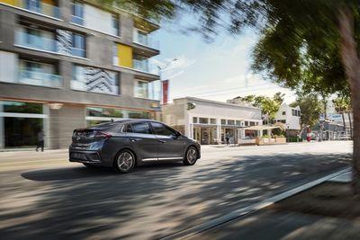 Hyundai Ioniq by JEFF LUDES