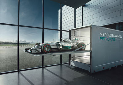Mercedes-Benz Efficency Campaign