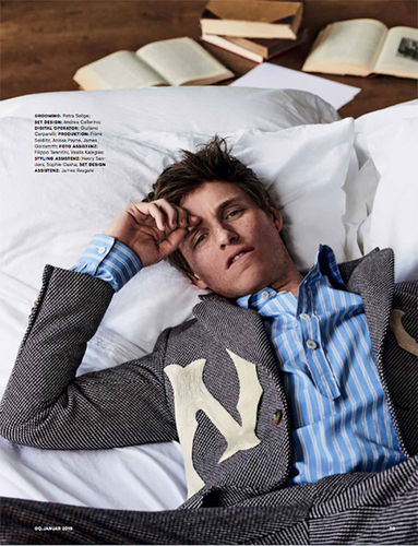NM PRODUCTIONS for GQ Germany // Giampaolo Sgura