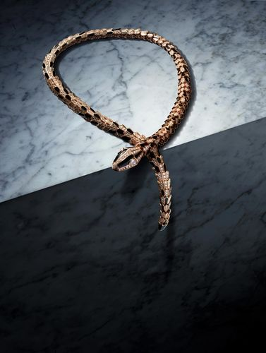 Bulgari Serpenti in Vogue Arabia by Sam Hofman c/o MAKING PICTURES