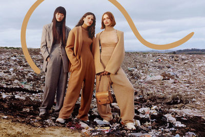 LS PRODUCTIONS - Stella McCartney - Winter 2017