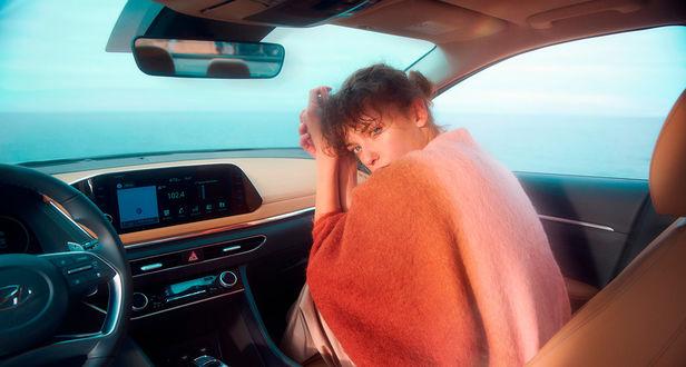 Hyundai Sonata by David Daub