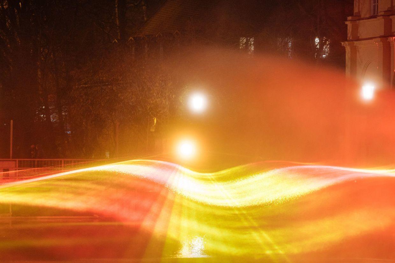 GOSEE ART - THE BURNING RIVER by Jan Kuck