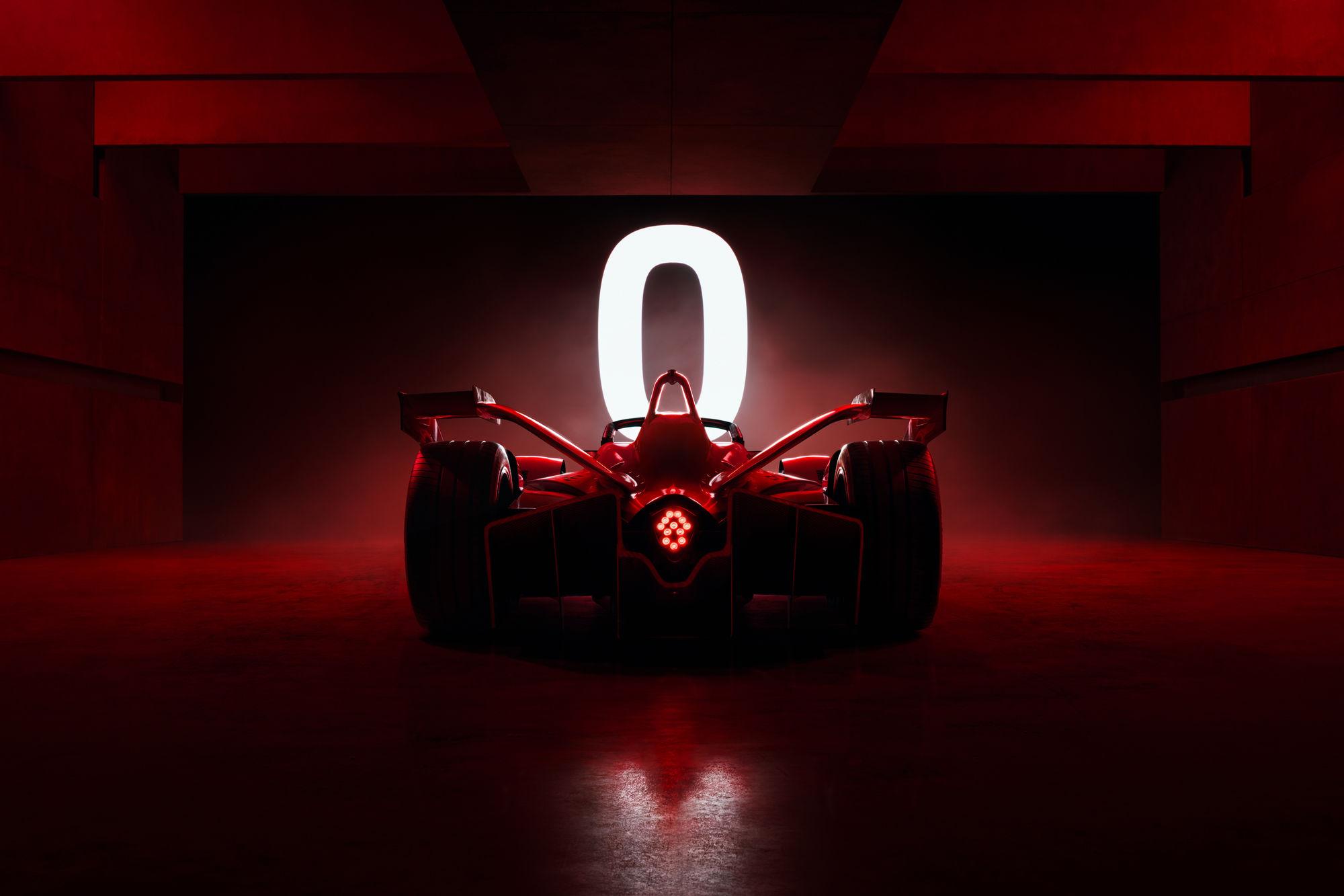 EMEIS DEUBEL: Pascal Schonlau shoots launch for Porsche Formula E