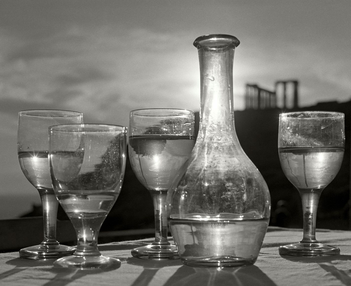 Herbert List 'Young Men and Still Lifes' June 27 – August 31, 2019 /  Fahey/Klein Gallery