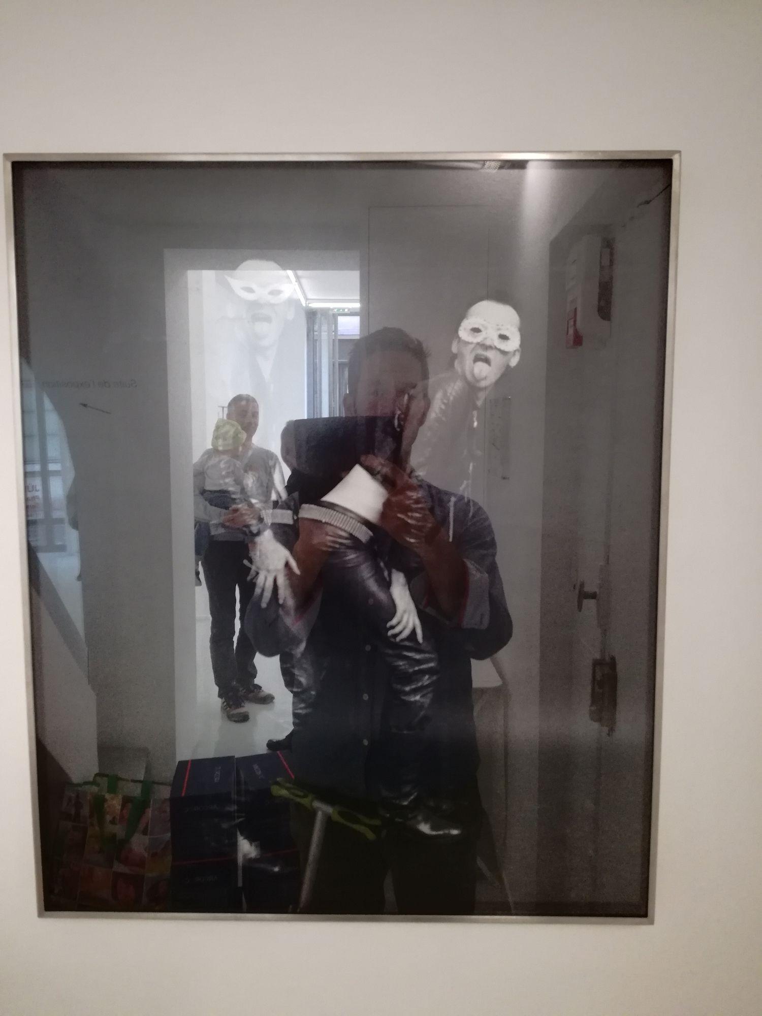 GOSEE ART: Jürgen Klauke at Suzanne Tarasieve Paris