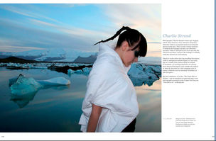 GOSEE SHOP : PROJECT : ICELAND by Charlie STRAND
