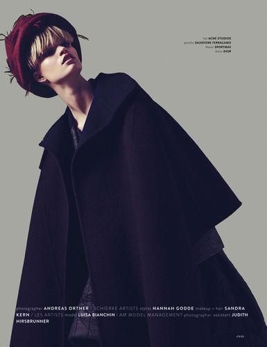 ZINK Magazine holiday issue