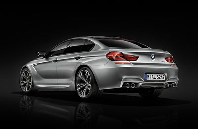 Joe Hoelzl for BMW M6 Gran Coupé, Coupé & Cabrio
