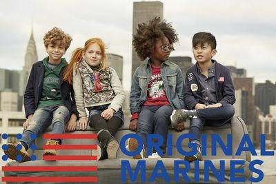 SVEN JACOBSEN for Original Marines