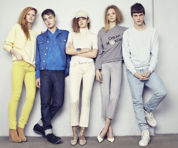 NEW BLOOD AGENCY for WEEKDAY MAGAZINE