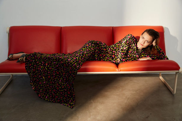 KLAUS STIEGEMEYER: BEN LAMBERTY FOR MYTHERESA