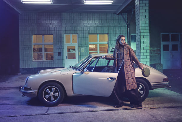 SUBLIME POSTPRODUCTION for Porsche X Ramp