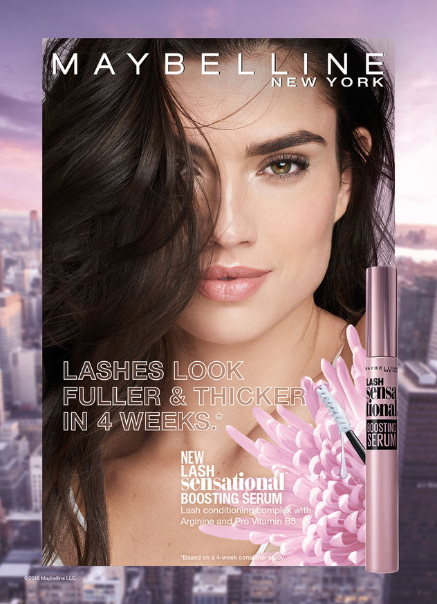 NICOLE HARRISON for MAYBELLINE