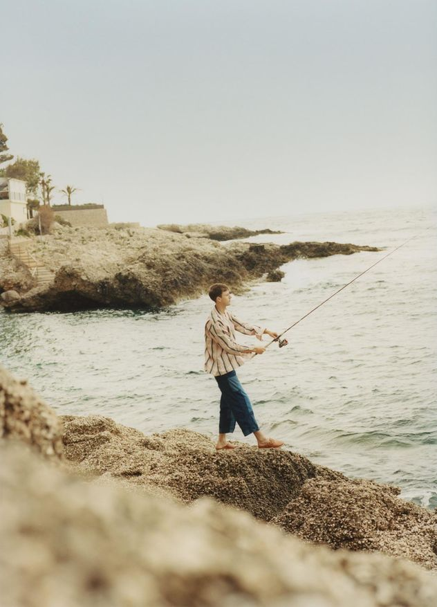 7 SEAS PRODUCTIONS for MR PORTER