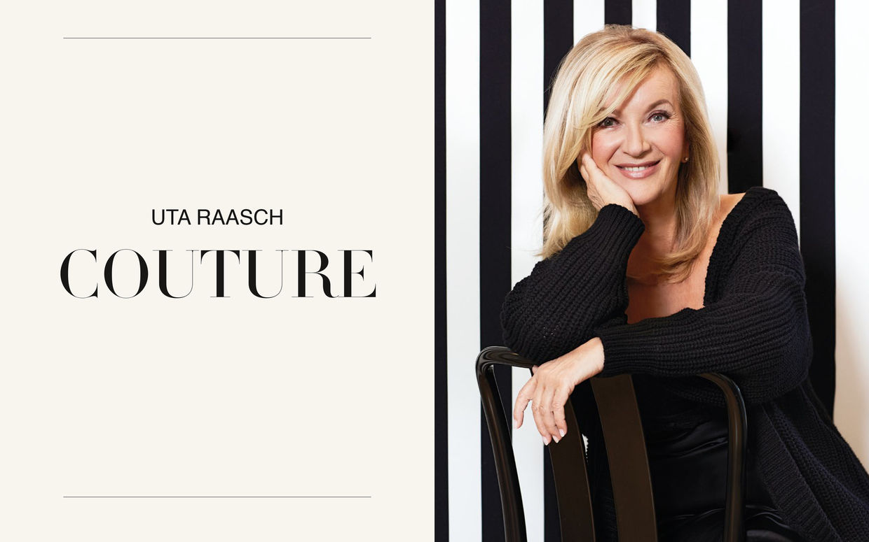 """""""Was für ein Leben"""" Autobiography einer Düsseldorfer Design Legende Uta Raasch"""