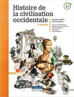 COLAGENE: Damien Vignaux for History of Western Civilization