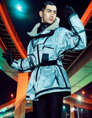 VIVA MODELS : Daisuke UEDA for VOGUE HOMMES JAPAN