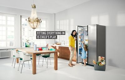 Claas Cropp Creative Productions - Panasonic Whitegoods