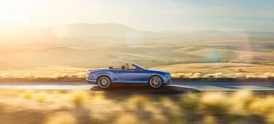 CAPE TOWN PRODUCTIONS for BENTLEY CONTINENTAL RANGE