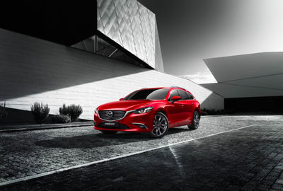 NU PROJECTS for Mazda