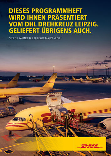 MALTE JAEGER C/O TOBIAS BOSCH FOTOMANAGEMENT FOTOGRAFIERT DAS DHL HUB LEIPZIG