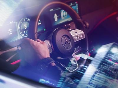 WE! SHOOT IT, Michael Compensis & Thomas von Salomon, Mercedes Benz CLS Megacity, Potrfolio, Photography