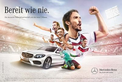 PEAK PRODUCTIONS für Daimler AG