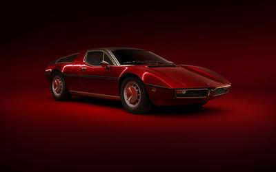RECOM CGI : Maserati - Redroom - FULL-CGI