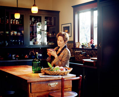 JAKE STANGEL – ALICE WATERS – THE GOURMAND