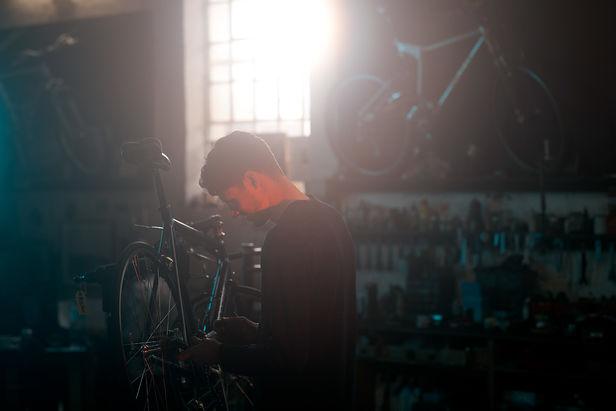 UPFRONT PHOTO & FILM GMBH: Christian Doppelgatz for Woodstock Cycleworks