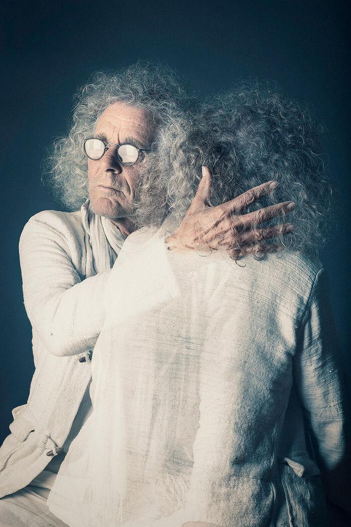 ME, MYSELF AND I PROJECT / PORTRAIT RAINER LANGHANS / 68ER IKONE