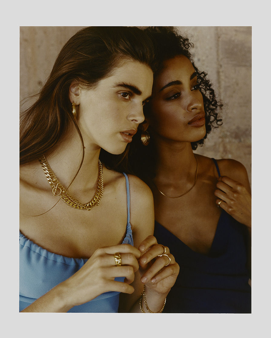 """GLAM PRODUCTION produced Lucy Williams' x MISSOMA """"1987 Collection"""""""