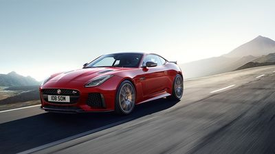 MARC TRAUTMANN : Jaguar F-Type SVR