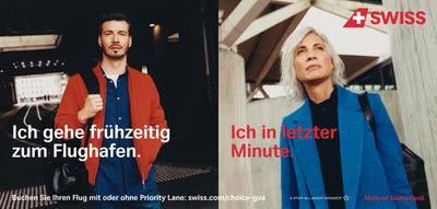 Suzana Kovacevic / PRODIGIOUS for SWISS