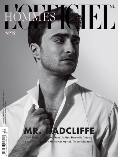 DANIEL RADCLIFFE FOR L´OFFICIEL HOMMES NL BY ROBERT WUNSCH