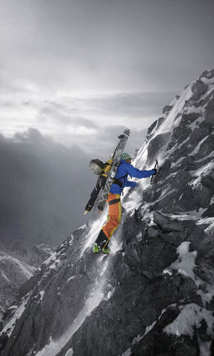 STEFAN SCHUETZ for GORE-TEX