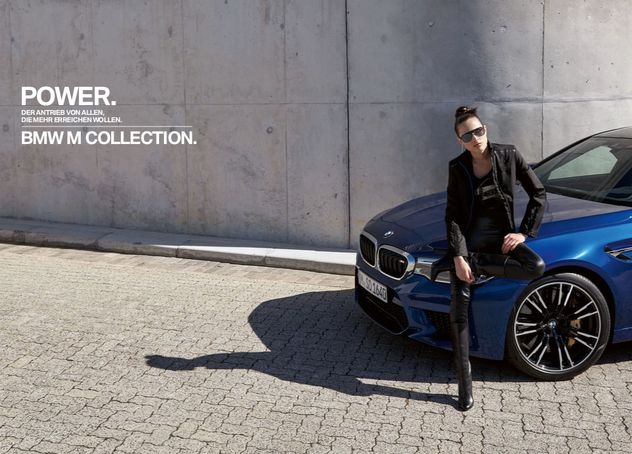 FIRST PRODUCTIONS BMW LIFESTYLE