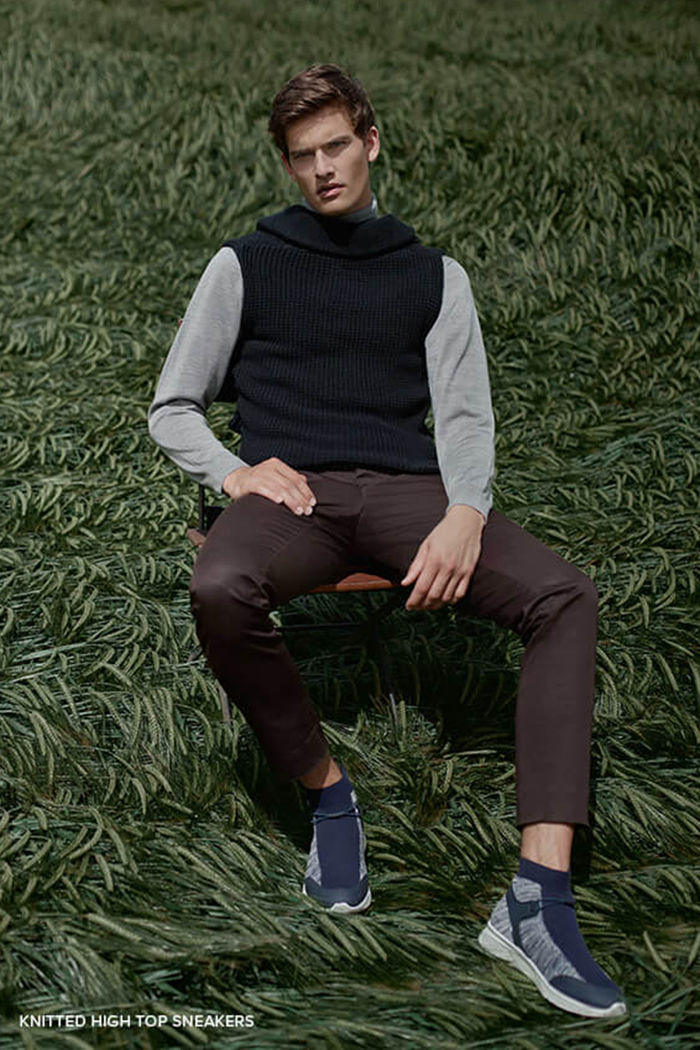 BRODYBOOKINGS: HANNES for PEDRO SHOES