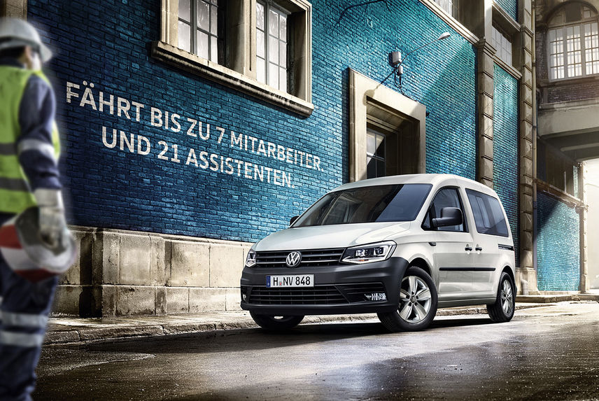 IMAGE NATION S.L. for Volkswagen Caddy