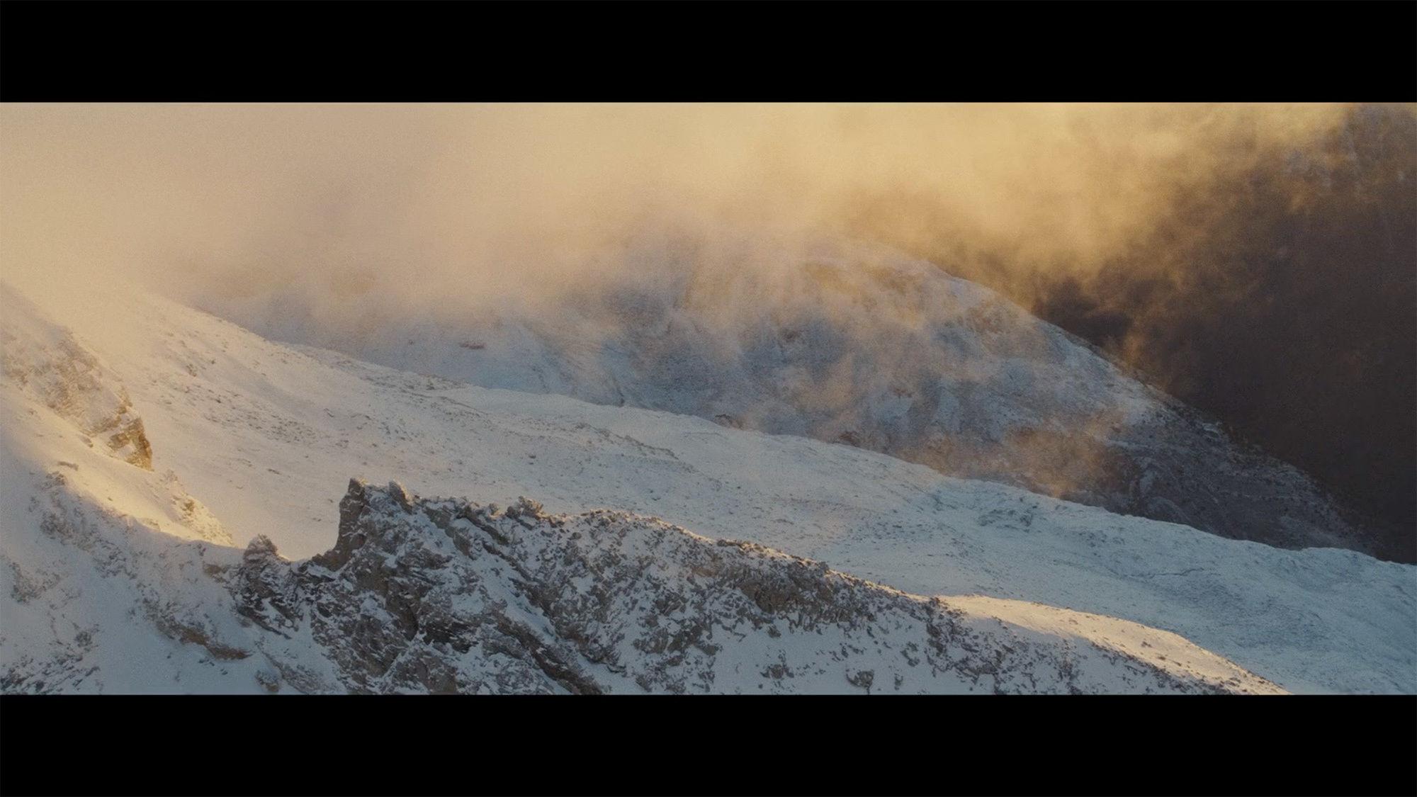 "UPFRONT PHOTO & FILM GMBH: Ray Demski for DESCENTE ""Finding My Line"""