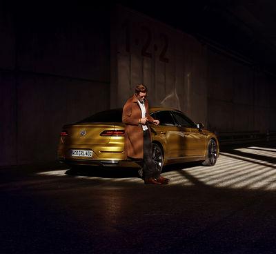 "SEVERIN WENDELER: Photography ""He&Me c/o Severin Wendeler"" for Volkswagen Arteon"